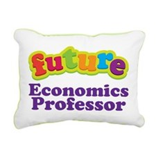 Future Economics Professor Rectangular Canvas Pill
