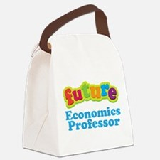 Future Economics Professor Canvas Lunch Bag