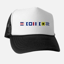 Boating Captain's Trucker Hat
