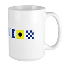 Boating Captain's Mug