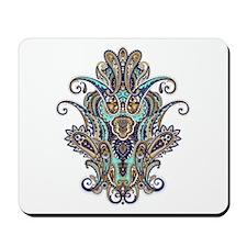 Ornate Paisley Mousepad