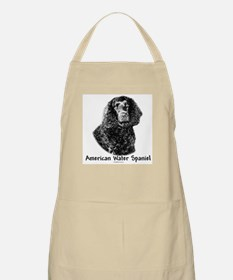 Water Spaniel Charcoal BBQ Apron