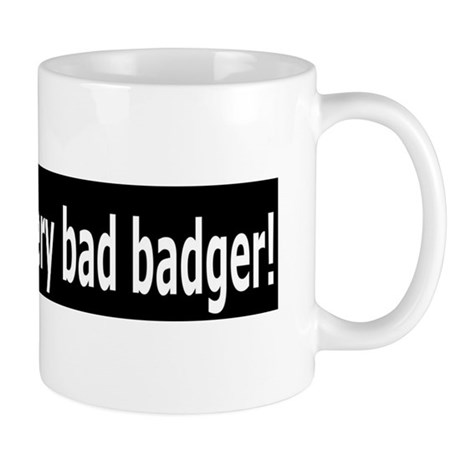 badbadger Mugs