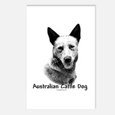 ACD Charcoal Postcards (Package of 8)