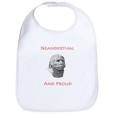Neanderthal and Proud Bib
