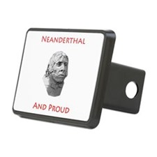 Neanderthal and Proud Hitch Cover