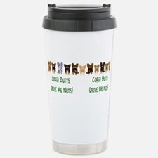 Cute Welsh corgi Travel Mug