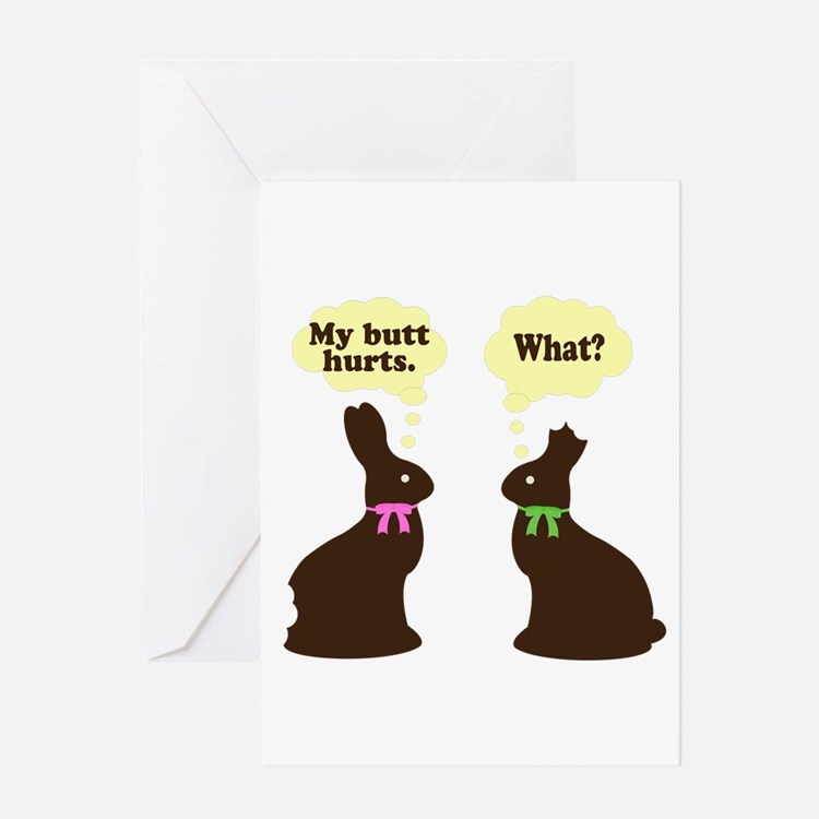 My Butt Hurts Bunny 121