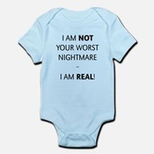 I am not your worst nightmare – I am real! Body Su