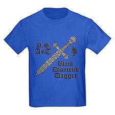 Black Diamond Dagger T-Shirt