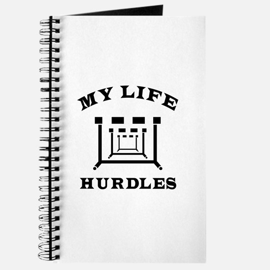 My Life Hurdles Journal