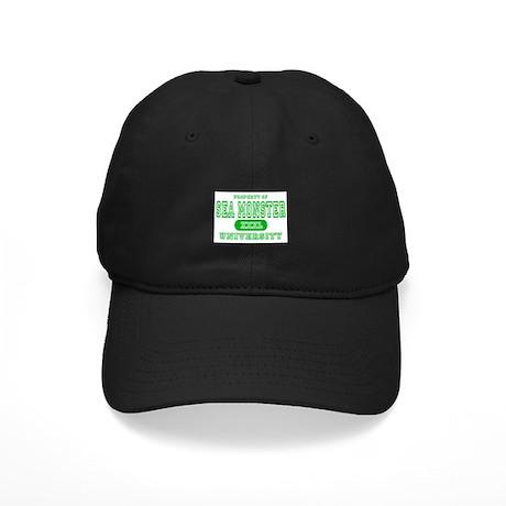 Sea Monster University Black Cap