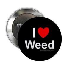 "Weed 2.25"" Button"