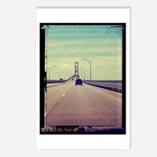 Michigan Road Trip Postcards (Package of 8)