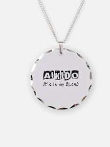 Aikido Martial Arts Necklace