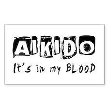 Aikido Martial Arts Decal