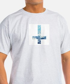 Cloudy Cross T-Shirt