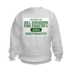 Sea Serpent University Sweatshirt
