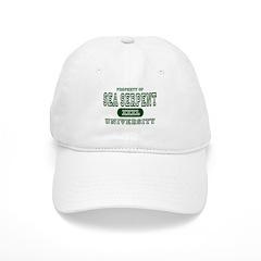 Sea Serpent University Baseball Cap