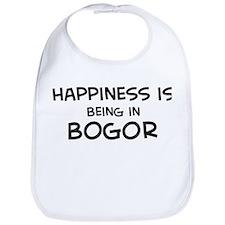 Happiness is Bogor Bib