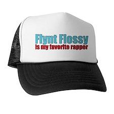 Flynt Flossy is my favorite rapper Trucker Hat