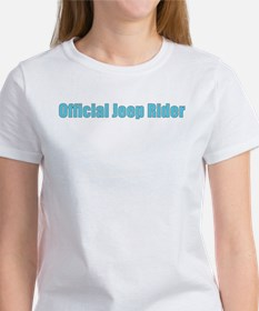 Official Jeep Rider T-Shirt