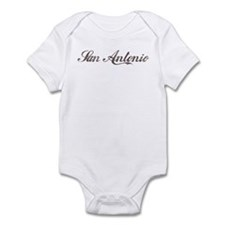 Vintage San Antonio Infant Bodysuit