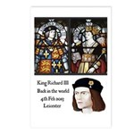 King Richard III Postcards (Package of 8)