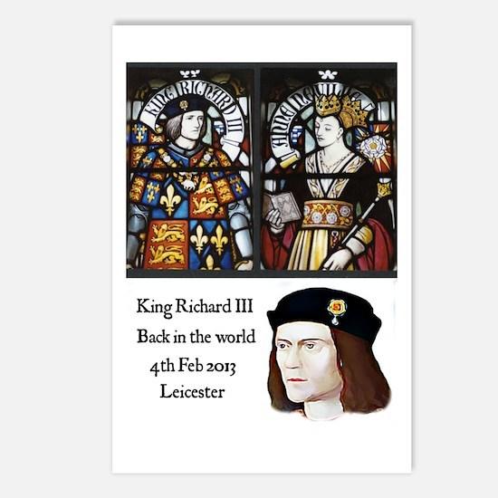 King Richard III Postcards (Package of 8)