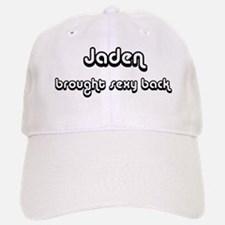 Sexy: Jaden Baseball Baseball Cap