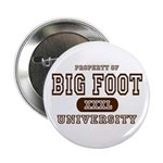 Big Foot University Button