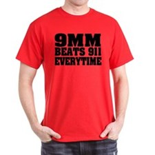 9MM Beats 911 T-Shirt