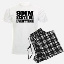 9MM Beats 911 Pajamas