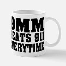 9MM Beats 911 Mug
