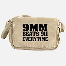 9MM Beats 911 Messenger Bag