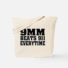 9MM Beats 911 Tote Bag