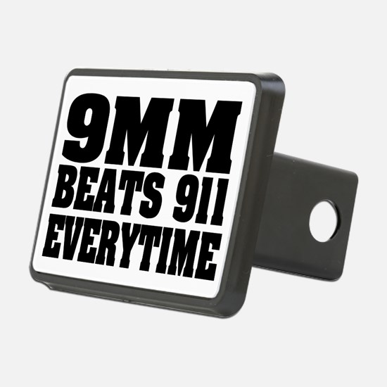 9MM Beats 911 Hitch Cover