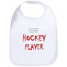 Too Close Hockey Bib