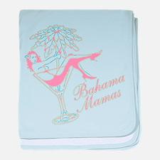 Bahama Mamas baby blanket