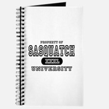 Sasquatch University Journal