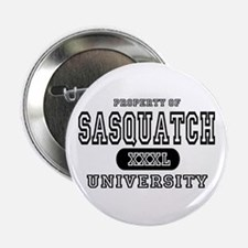Sasquatch University Button