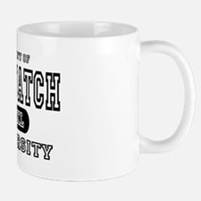 Sasquatch University Mug