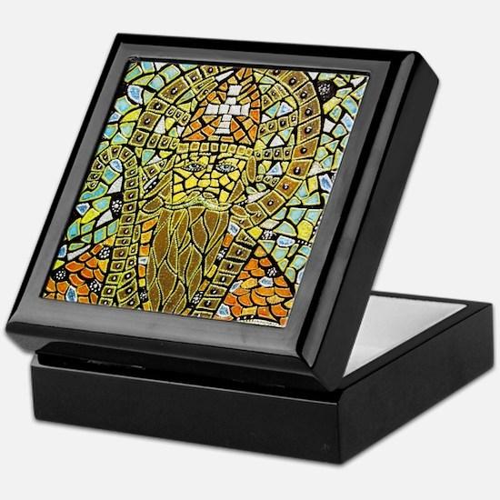 St. Augustine of Hippo Keepsake Box