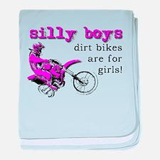 Dirt Bikes Are For Girls Motocross Bike Funny baby