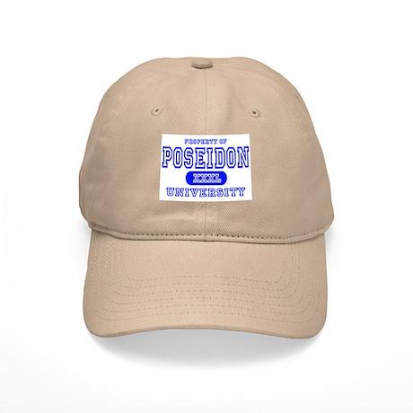 Poseidon University Cap