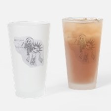 bleach Drinking Glass