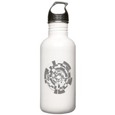 Bits and Bytes Water Bottle