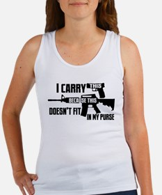 Carry This In My Purse Women's Tank Top