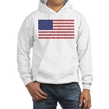 2nd Amendment Flag Hoodie