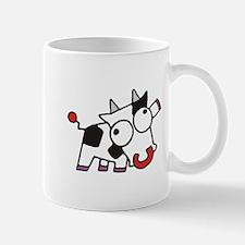 MAD KOW - DOZEY MOO! Small Mug
